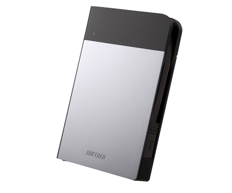 HD-PZN1.0U3B USB 3.0 Portable Hard Drive BUFFALO MiniStation Extreme 1TB