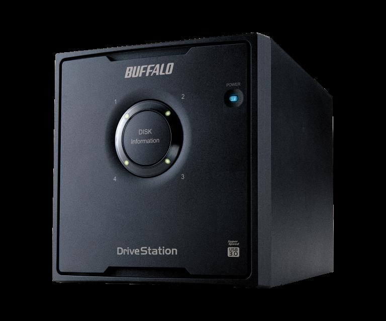 BUFFALO HD-QSU2 DRIVERS FOR PC