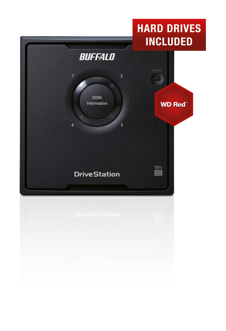 BUFFALO HD-QSU2 DRIVER UPDATE