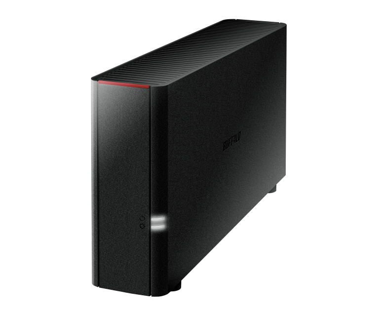 Buffalo LinkStation LS410D-EU NAS Vista