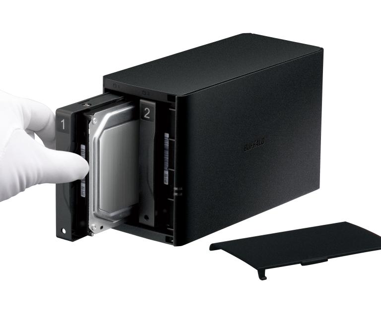 Buffalo LinkStation LS220D Driver for Windows 7