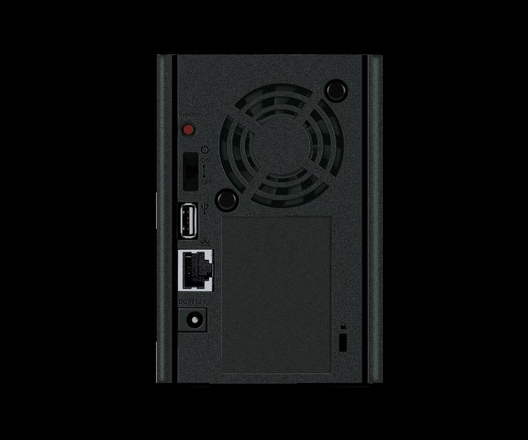 LinkStation™ LS220D - Buffalo Technology