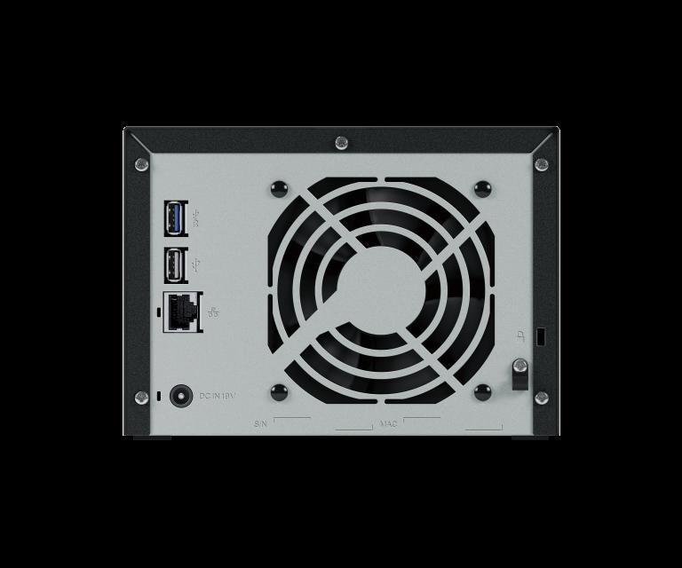 LinkStation™ LS441D - Buffalo Technology