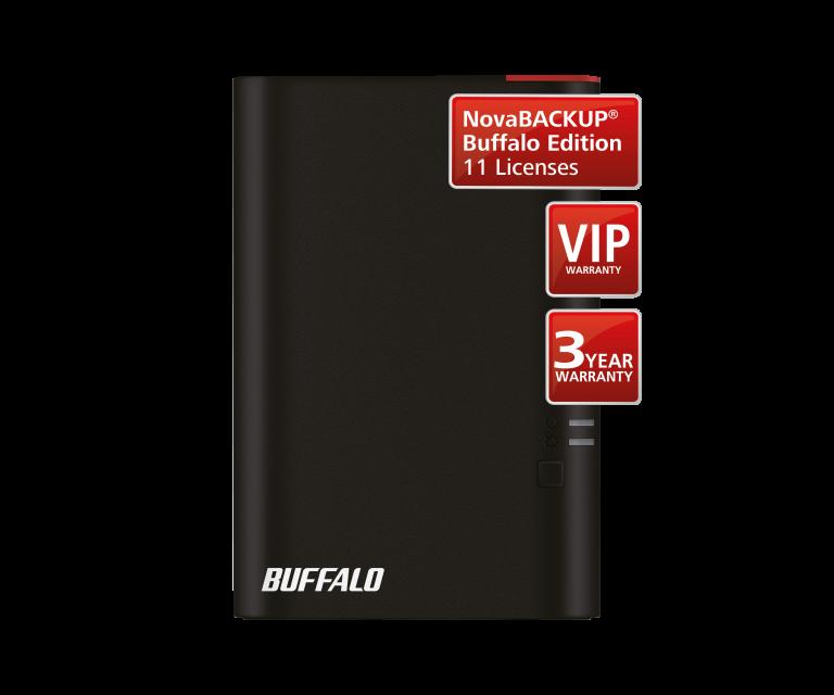 TeraStation™ 1200DS (TS1200D) - Buffalo Technology