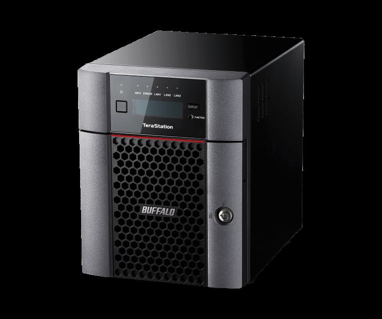 TeraStation™ 5410DN (TS5410DN) - Buffalo Technology