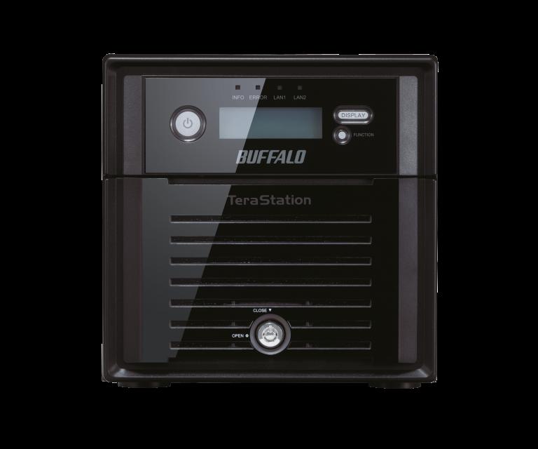 Buffalo TeraStation TS-WX NAS Windows 8 X64