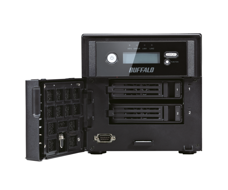 New Driver: Buffalo TeraStation WS5200D NAS