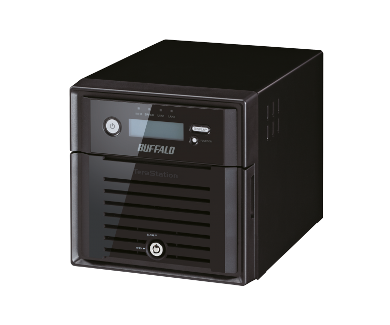 Buffalo TeraStation WS5200D NAS Driver Windows XP