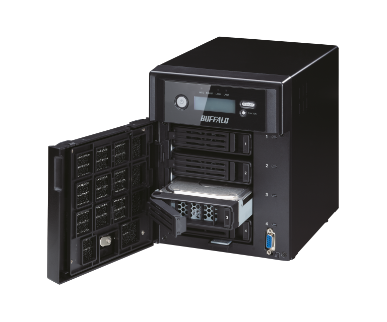 Buffalo TeraStation WS5400D NAS Windows 8 Drivers Download (2019)