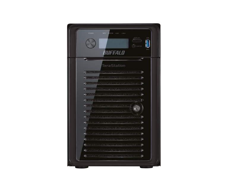 Buffalo TeraStation WS5600D NAS Drivers Download Free