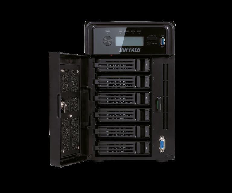 TeraStation™ WS5600DRS2 - Buffalo Technology